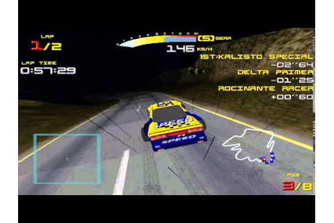 Ultimate Race Pro on Windows 8 (download link) - YouTube