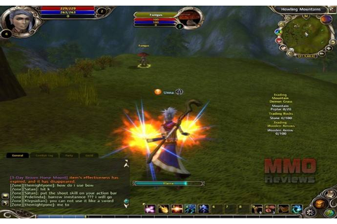 Runes of Magic Reviews - Runes of Magic MMORPG - Runes of ...