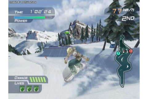 1080 Avalanche (USA) Nintendo GameCube / NGC ISO Download ...