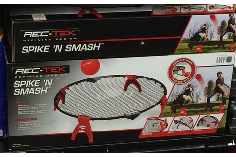 Is Spike n Smash as good as Spikeball or Slammo ...