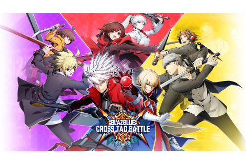 BlazBlue: Cross Tag Battle (PlayStation 4) - Otaku Gamers UK