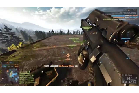 It's the XM25 AIRBURST so OP ? - BF4 - - YouTube