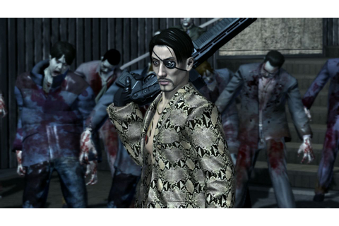 Majima Goro, Yakuza: Dead Souls | Yakuza (video game)【2019 ...