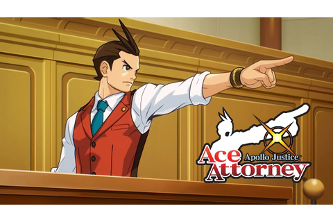 Apollo Justice: Ace Attorney - Story Trailer (3DS) - YouTube