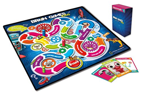 BRAIN GAMES KIDS - Warning! This Game Will Blow Your Mind ...