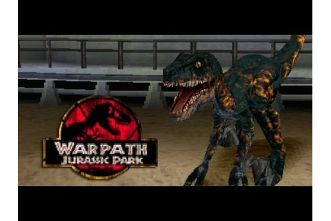 Let's Play: Warpath: Jurassic Park (PS1) - YouTube