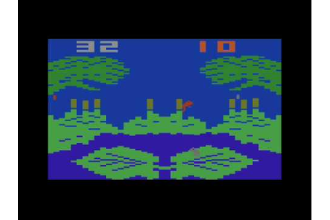 Frogs and Flies for the Atari 2600 - YouTube
