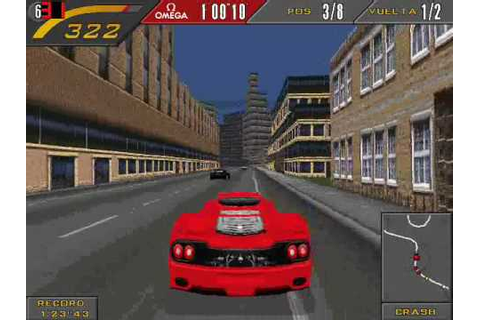 Need For Speed II SE GAME VIDEO - YouTube