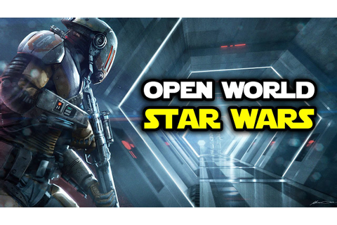 Open World Star Wars Game Running on Battlefront's ...