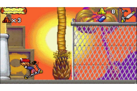 Rocket Power Beach Bandits - Nintendo Game Boy Advance ...