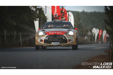 Sébastien Loeb Rally Evo Download - VideoGamesNest
