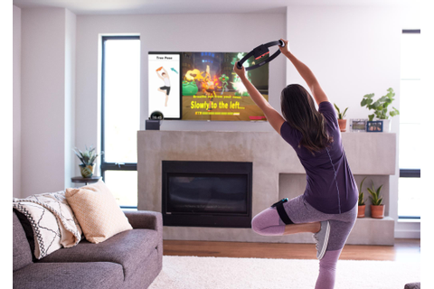 Ring Fit Adventure is the Nintendo Switch's new fitness ...