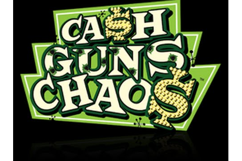 Cash Guns Chaos Gameplay (PS3) - YouTube