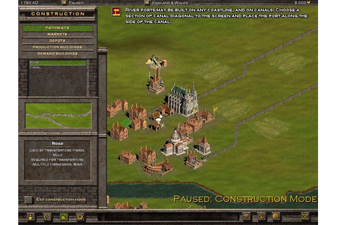 Trade Empires (2001) - PC Review and Full Download | Old ...
