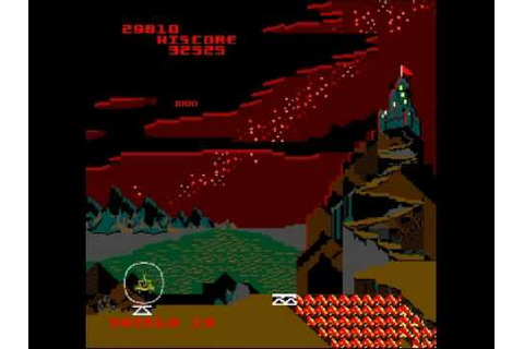 Satan's Hollow Mame Arcade ROM Classic Game Satan - YouTube