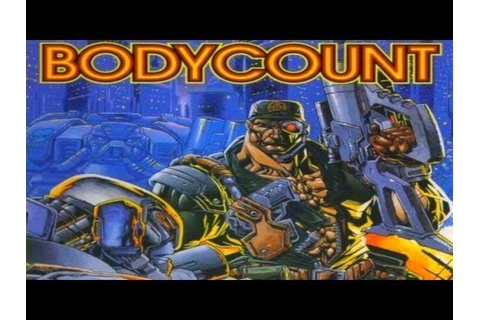 Body Count Game Review (Mega Drive) - YouTube