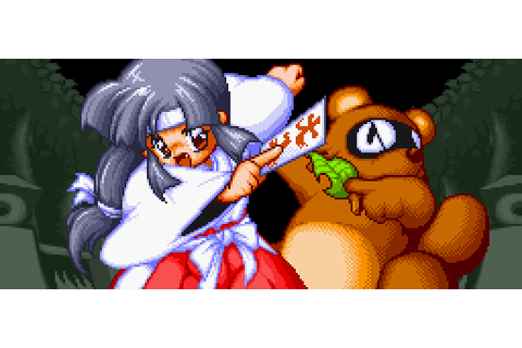 Pocky & Rocky 2 - Retro Game Club - Rodando Planeta Gamer