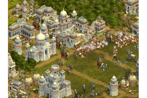 Rise of Nations: Thrones and Patriots - Karta hry | GAMES.CZ