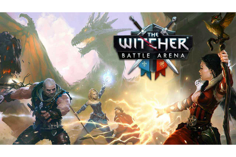 The Witcher Battle Arena | The Witcher
