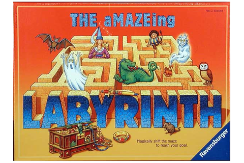 Labyrinth Game Review - Father Geek