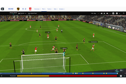 Football Manager 2017 now has a demo | PC Gamer
