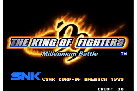 Play King of Fighters '99 Millennium Battle, The SNK NEO ...