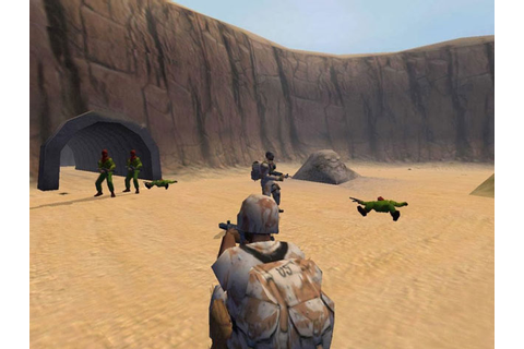 Download games for PC or tablet: Conflict Desert Storm ...