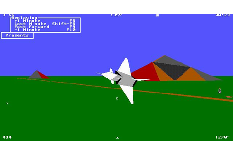 Chuck Yeager's Advanced Flight Trainer 2.0 Download (1989 ...