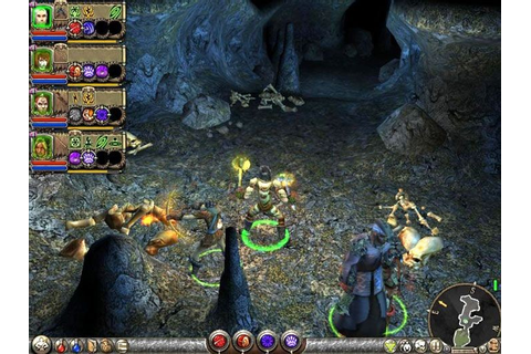 Dungeon Siege II Game | Exe Games