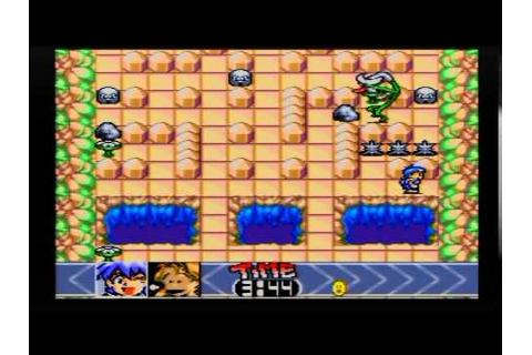 Let's play Otoboke Ninja Colosseum (Super Famicom) - YouTube