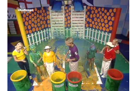 Fun House UK - Full Episode - 1996 (Part 1 of 2) - YouTube