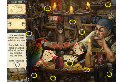 Robinson Crusoe and the Cursed Pirates Walkthrough, Guide ...