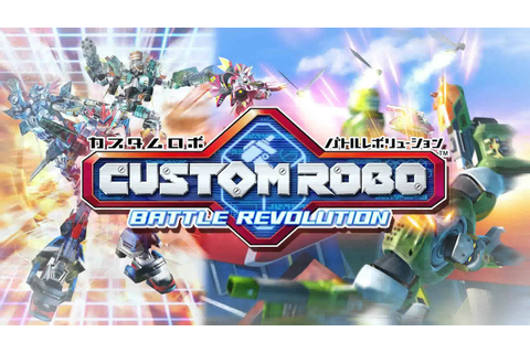 "Custom Robo - ""Thank You"" (OST Version – Extended) [1080p ..."
