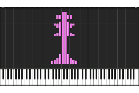 This Game - No Game No Life (Opening) [Piano Tutorial ...