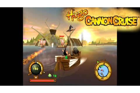 Hugo: CannonCruise ... (PS2) - YouTube