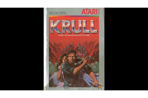 Atari Krull Video Walkthrough - YouTube