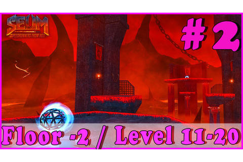 SEUM: SPEEDRUNNERS FROM HELL Gameplay | Floor -2 Level 11 ...