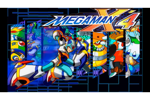 Megaman X4 ( Alberto Blaze ) ¨X¨ Walkthrough - YouTube