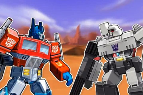 Transformers: G1 Awakening | iPhone Gamer Blog