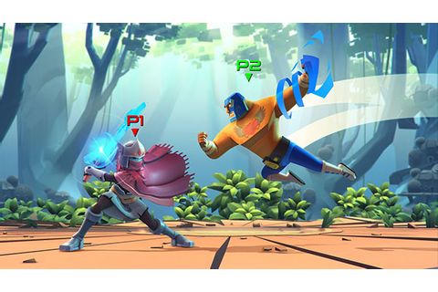 Brawlout launches December 19 for Switch, early 2018 for ...