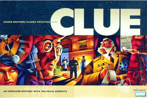 Clue | Board Game | BoardGameGeek