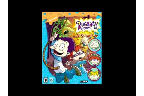 Rugrats - All Growed Up: Older and Bolder - Song 3 - YouTube