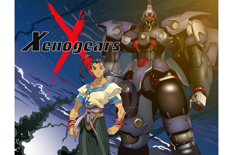 Xenogears by gyrfalcon65 on DeviantArt