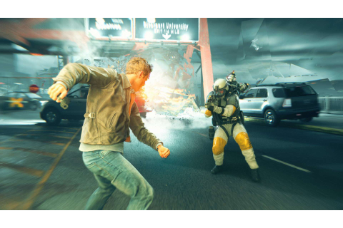 Quantum Break Blends an OK Game With an Intriguing TV Show ...