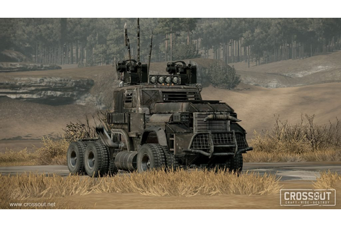 Crossout enters its next phase of testing complete with ...