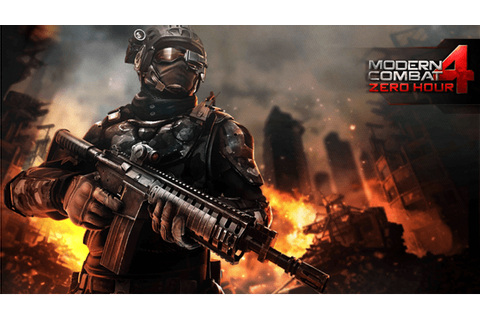 Modern Combat 4 Zero Hour- A Must Have Action Packed FPS ...