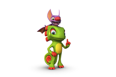 Yooka-Laylee - A 3D Platformer Rare-vival! by Playtonic ...