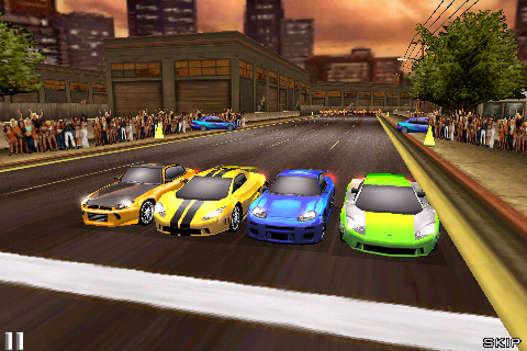 Fast & Furious The Game Test Drive | IPHONE GAMES FOR YOU