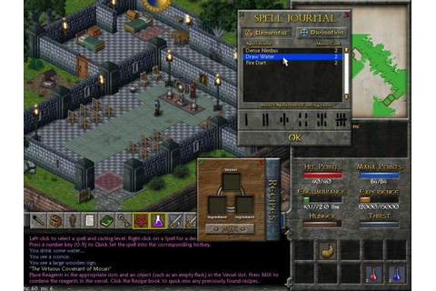 Eschalon: Book II (2010) by Basilisk Games Linux game