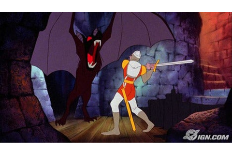 Dragon's Lair Review - IGN